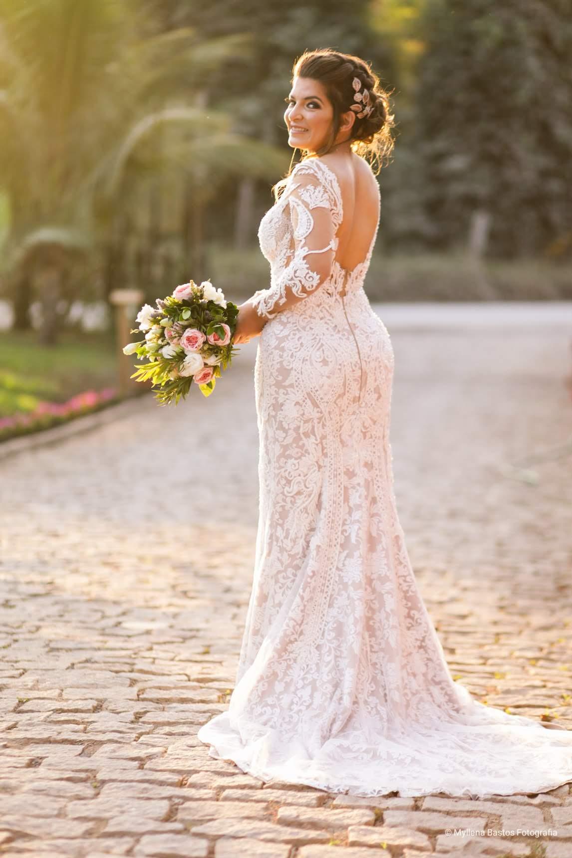 Casamento Bruna e Marciano Foto Myllena Bastos