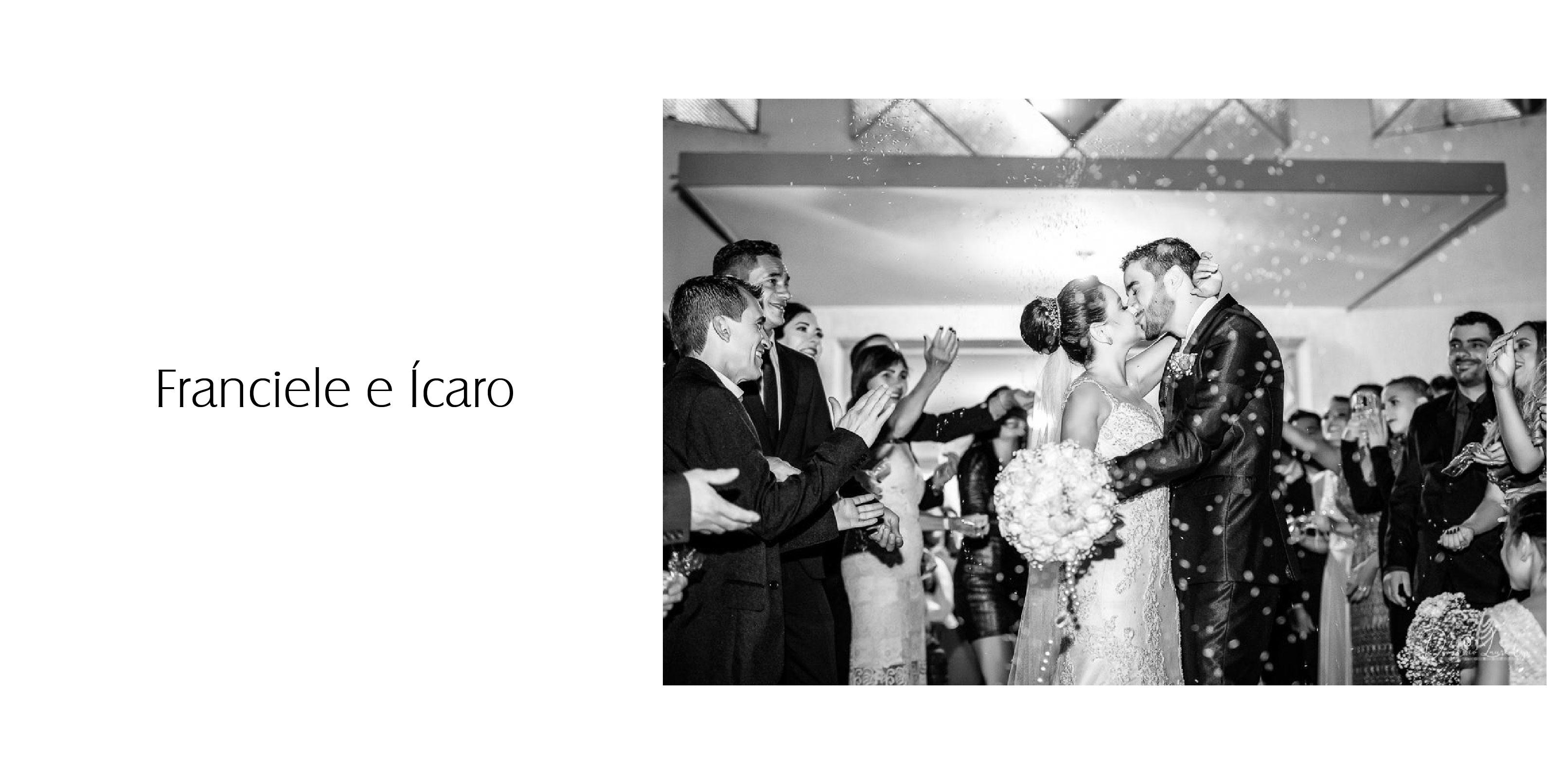 franciele e icaro casamento