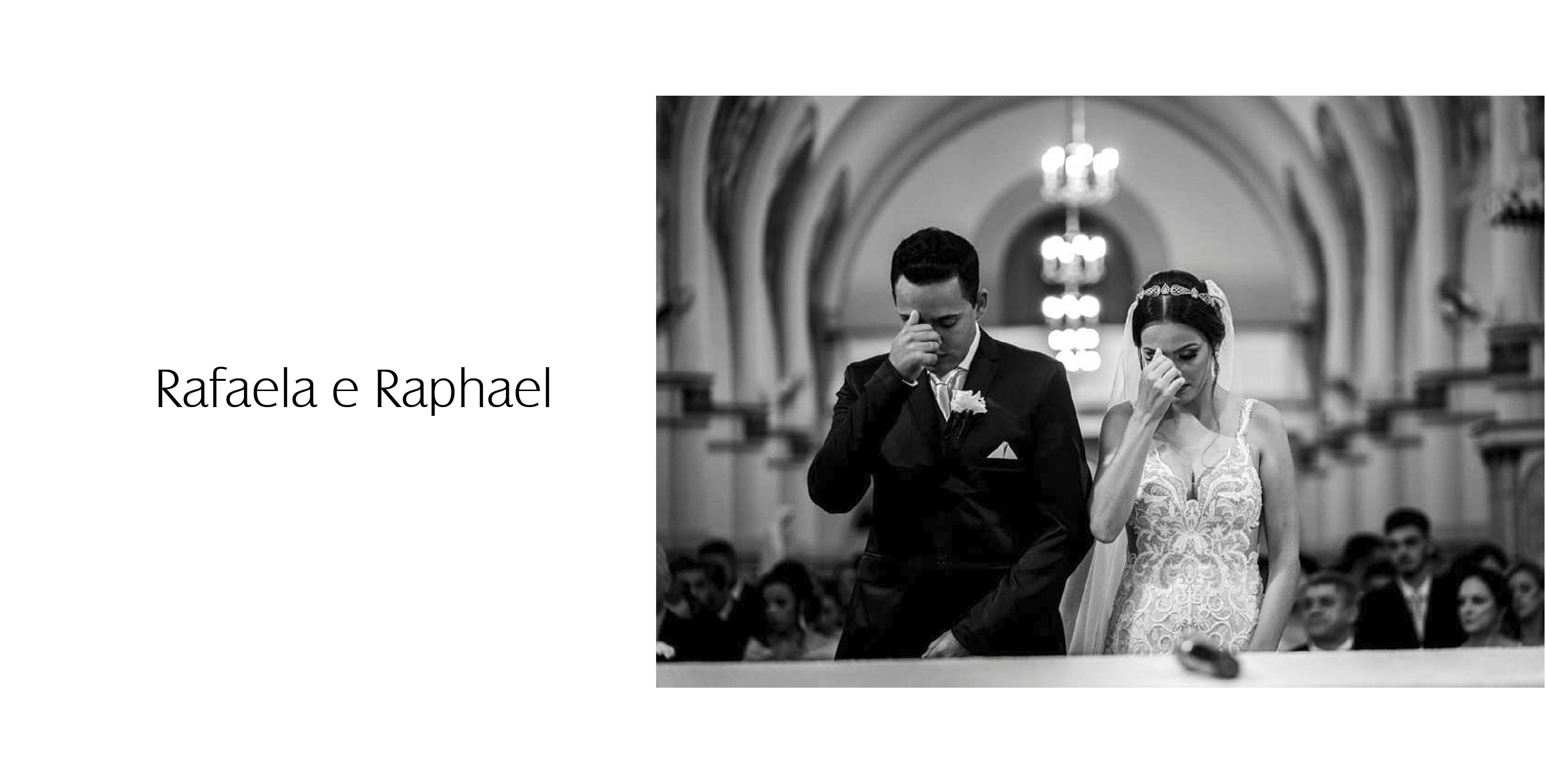 rafaela e raphael casamento