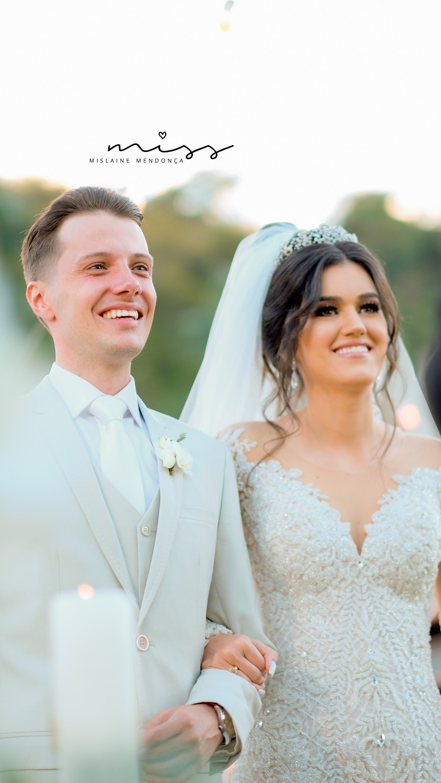 Casamento em formiga MG Rosana e Igor Foto Miss Mendonça