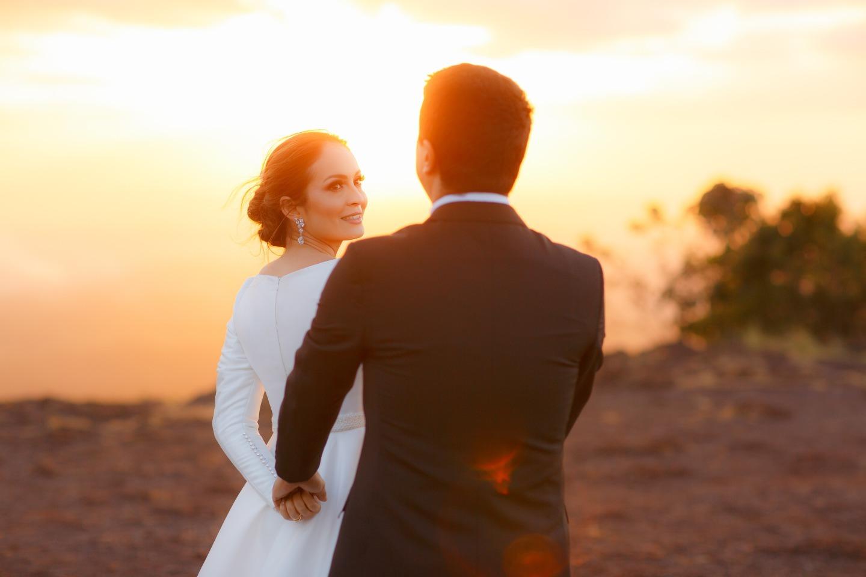 Pós wedding na Serra do Rola Moça Luiza e André Dois Cliques Fotografia Vestido Zephora Linha Premium