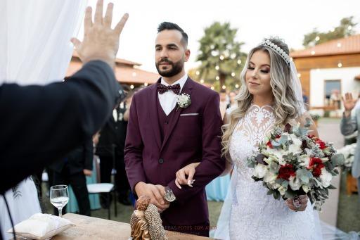 Casamento em Divinópolis no Espaço Ana Flor Bianca e Geisson Vestido Zephora Linha Premium Foto Pedro Bargas