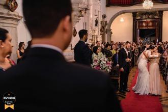 Casamento em São João del Rei - Gilci e Cássio - Foto Histórias Reais - Vestido Zephora Linha Premium