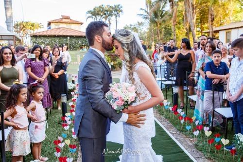 Casamento em Divinópolis de Rúbia e Rulier - Foto Nando Oliveira - Vestido Zephora Alta Costura