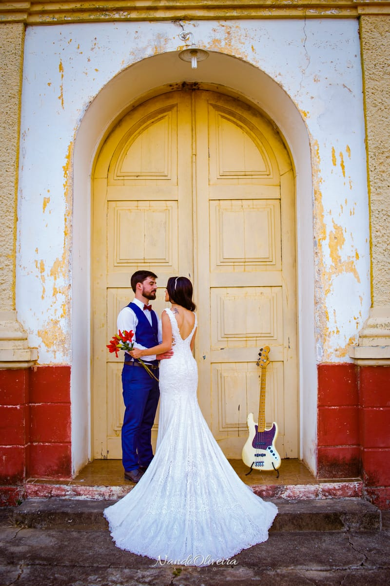 Casamento em Divinópolis de Raquel e Pedro - Foto Nando Oliveira - Vestido Zephora Alta Costura