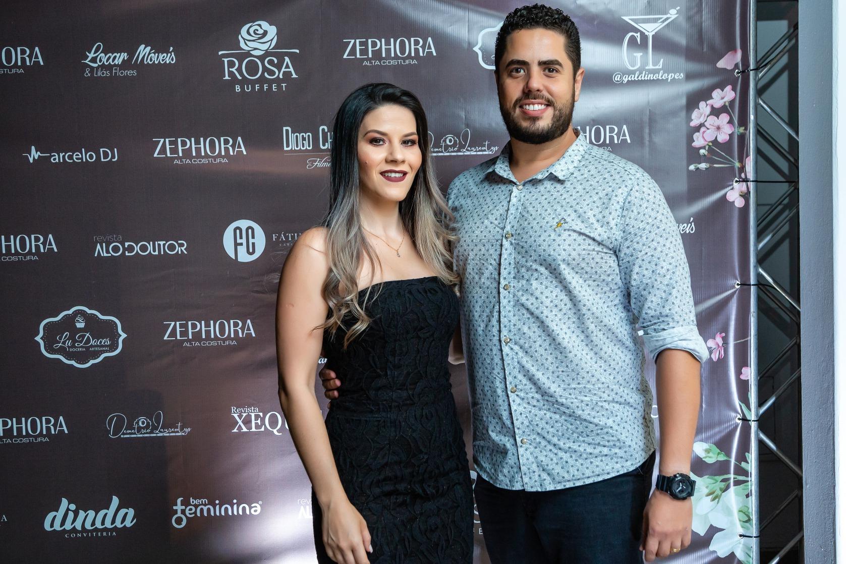 Coquetel de Reinauguração Zephora Alta Costura - Fotos por Demetrio Laurentys