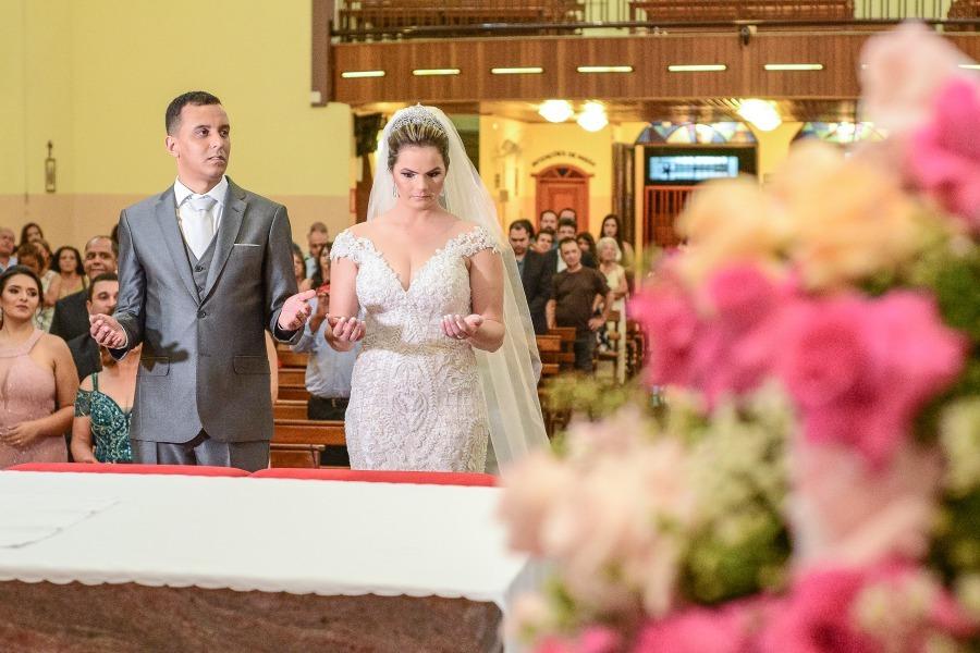 Casamento em Divinópolis - Cláudia e Leonardo - Zephora Alta Costura - Foto Henrique Faria