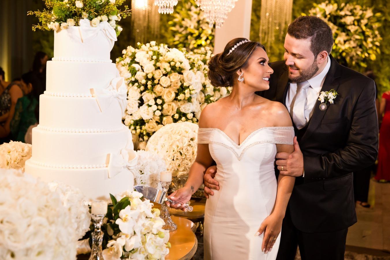 Casamento em Formiga - Syara e Edmilson - Zephora Alta Costura - Foto Studio Marcelo Faria