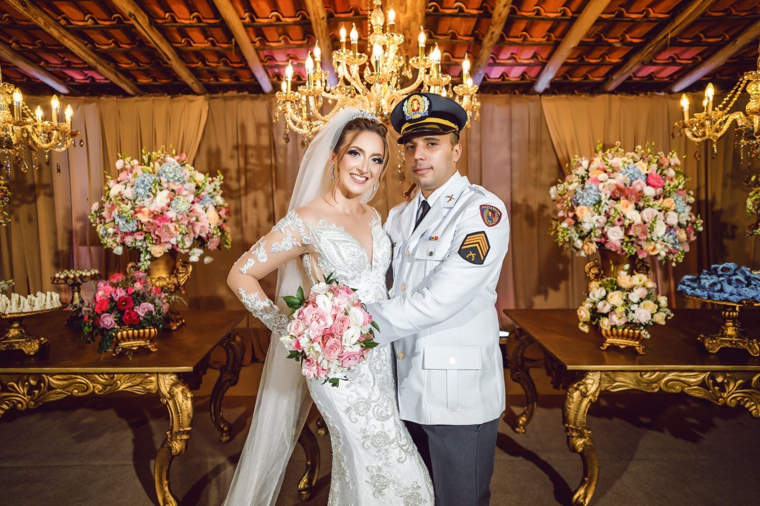 Casamento em Mateus Leme - Sheila e Breenner - Zephora Alta Costura - Foto Demetrio Laurentys
