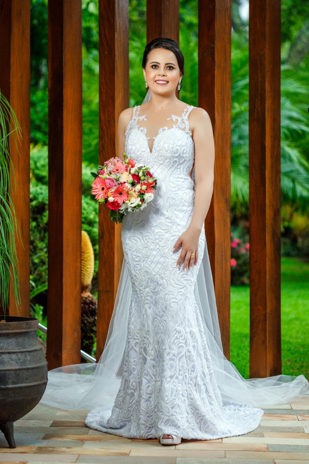 Casamento em Mateus Leme - Weslainne e Rafael - Zephora Alta Costura - Foto Demétrio Laurentys