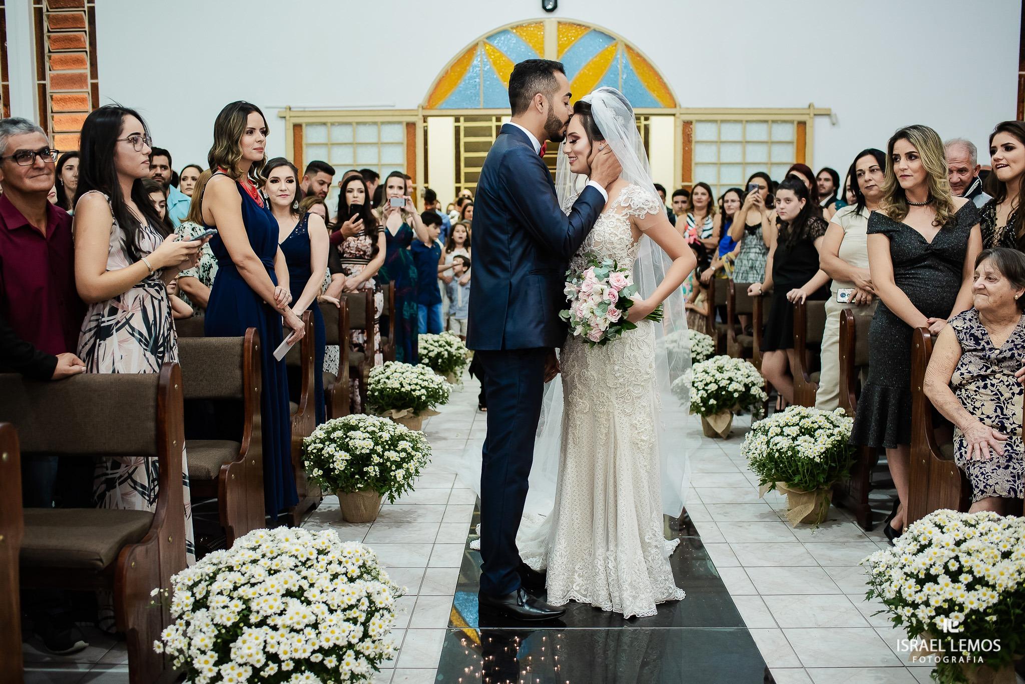 Casamento em Pará de Minas - Bruna e Leonardo - Zephora Alta Costura - Foto Israel Lemos