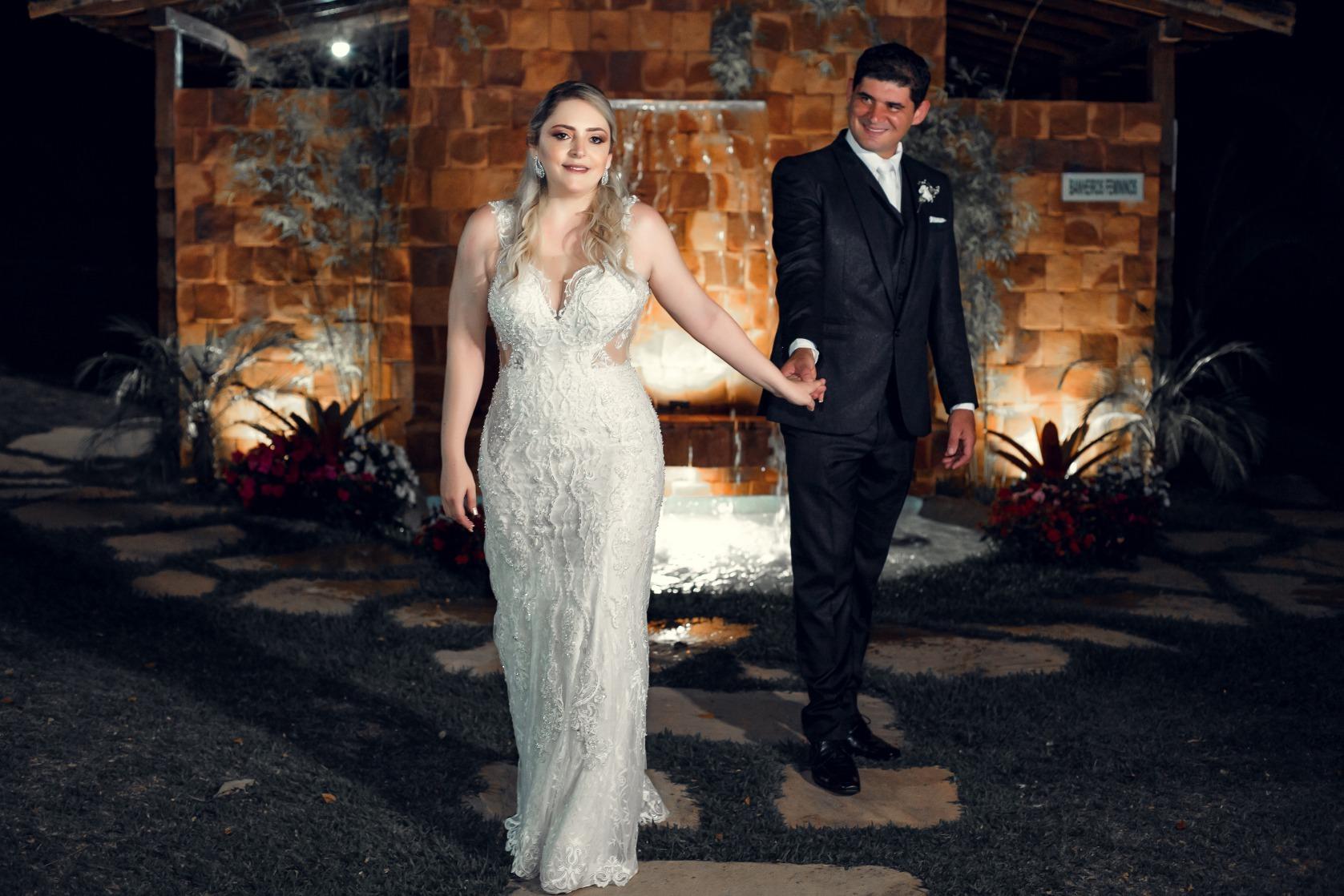casamento em Itaúna - Daliana e José Eduardo - Zephora Alta Costura - Foto Demétrio Laurentys