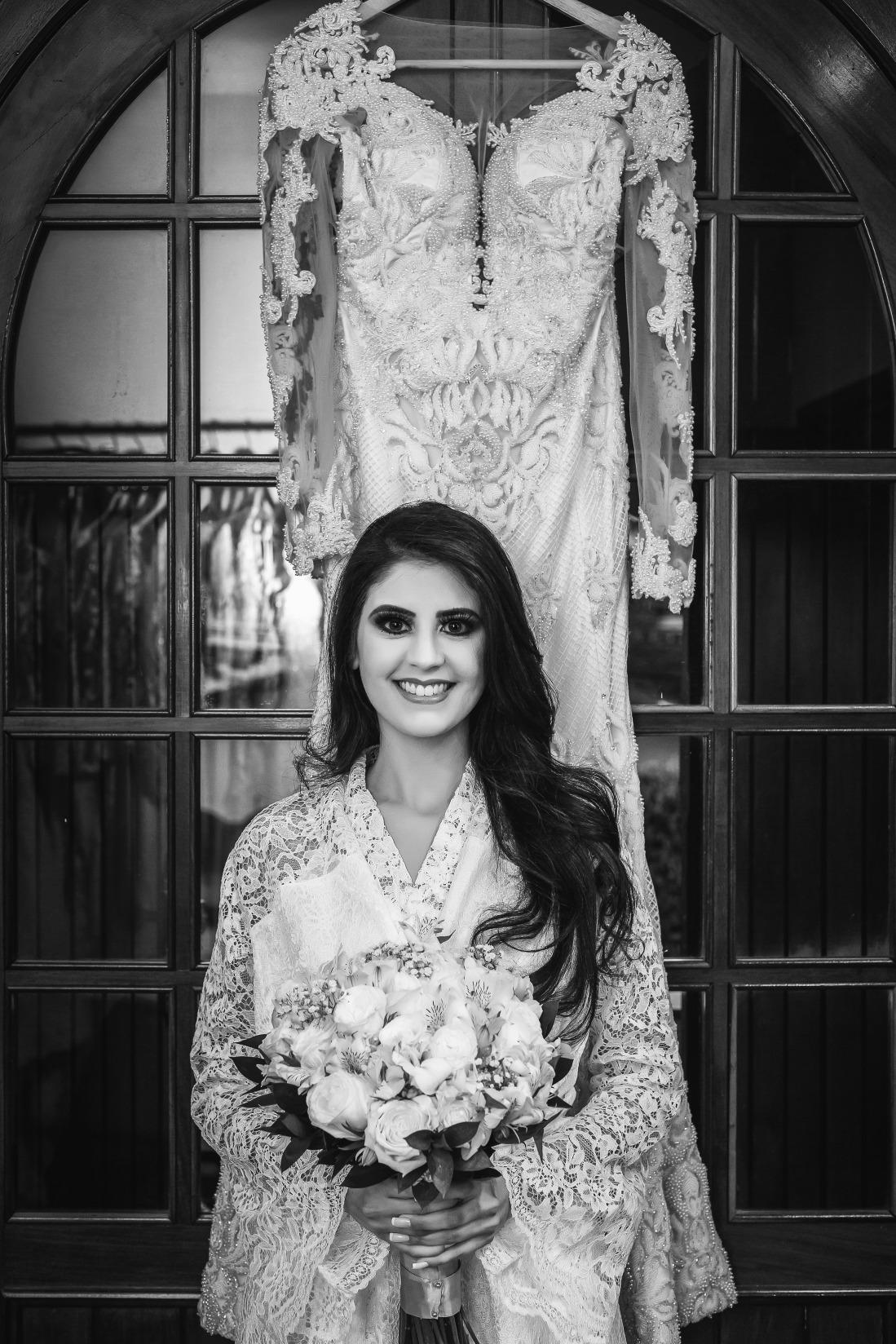 casamento em Pará de Minas de Tamires e Junior - Zephora Alta Costura - Foto Demétrio Laurentys