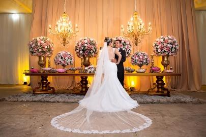 Casamento em Formiga Lívia e Leandro - vestido Zephora Linha Premium - Foto Studio Marcelo Faria