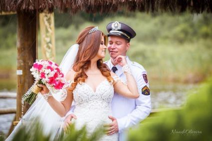 Casamento em Divinópolis de Naira e Alessandro - Vestido Zephora Linha Premium - Fotografia Nando Oliveira