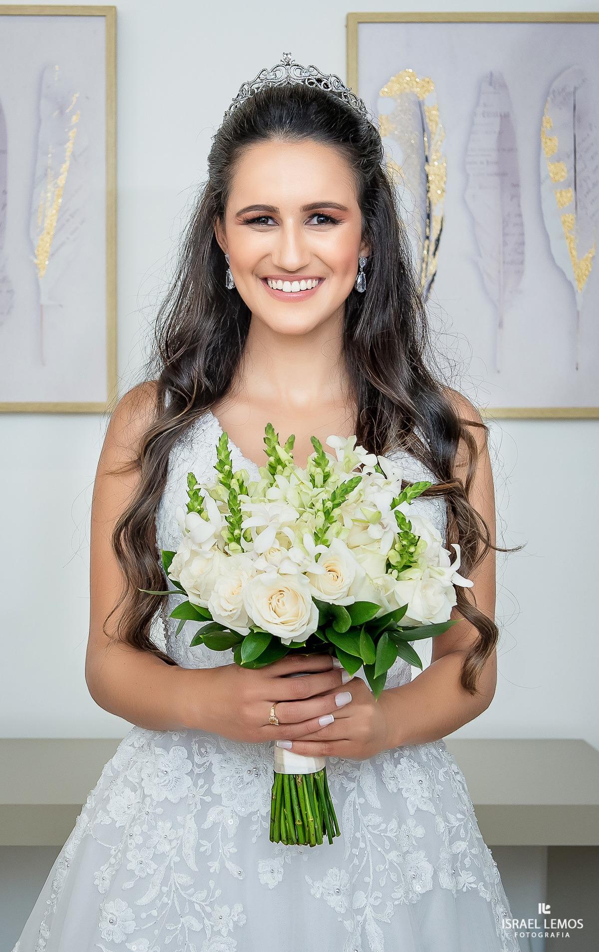 Casamento em Pará de Minas - Leticia e Weslei - Fotografia Israel Lemos - Vestido Zephora Alta Costura