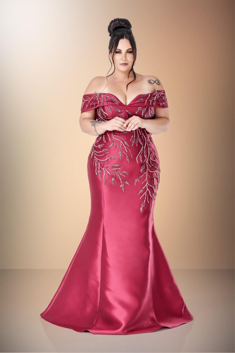 vestido em alfaiataria - zephora alta costura