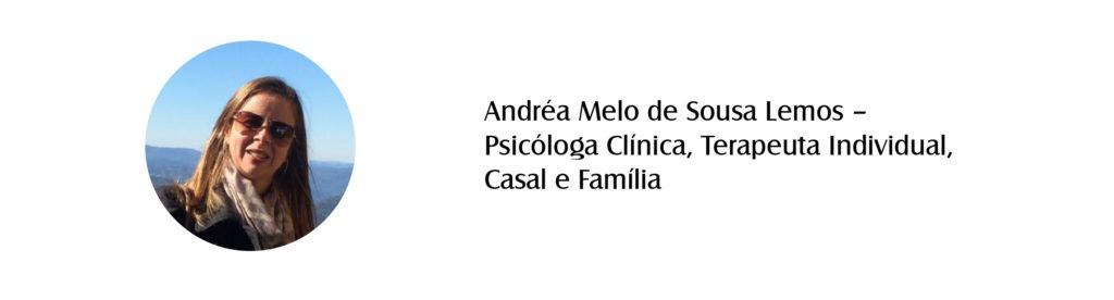 Andréa Lemos Psicologa Clínica e Colunista Zephora Alta Costura