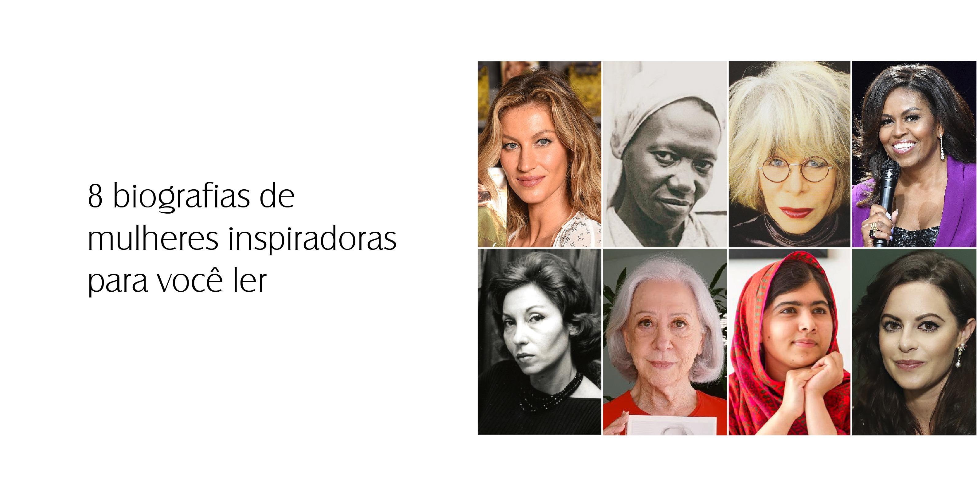 biografias de mulheres inspiradoras